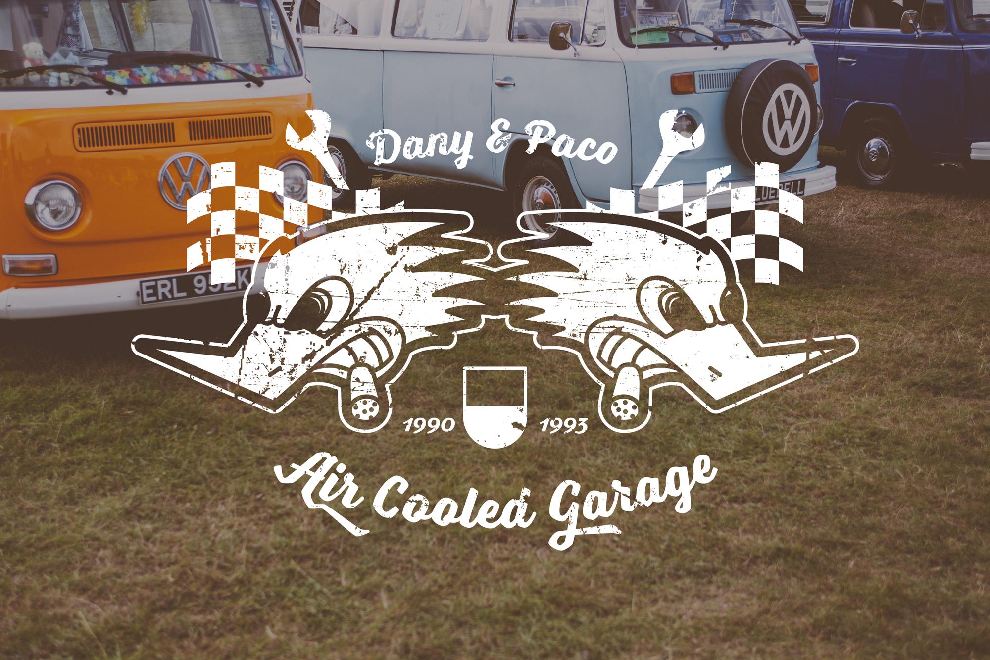 Air Cooled Garage Identité