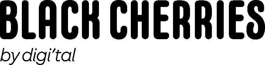 Black Cherries - Logo